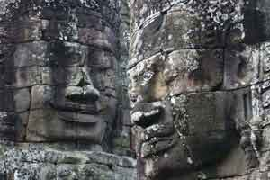 Temple at Angkor