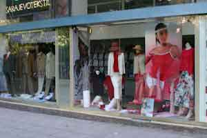 Clothing Shops