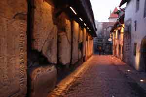 Back Street in Old Town