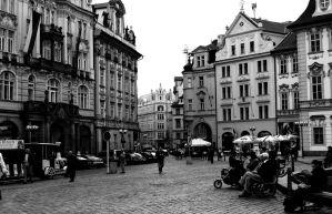 Hostels for Groups in Prague