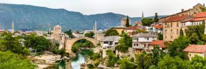 Best Guesthouses and Hostels in Mostar for Solo Travellers, Couples, and Small Groups.