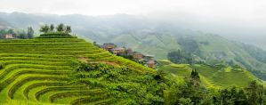 Hostels in Longsheng for Backpackers near the Rice Terraces