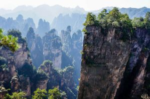 Zhangjiajie Hostels and Hotels for Backpackers, Hikers, and Couples