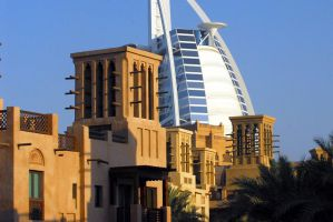 Dubai Hotels Near the Marina