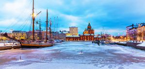 Quiet, Safe, and Affordable Hostels in Helsinki, Finland