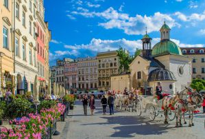 Best Hostels for Solo Travellers in Krakow