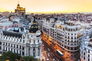 Quiet and Safe Hostels in Madrid, Spain