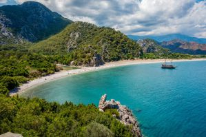 The Best Hostels and Tree Houses in Olympos (Blue Cruise)