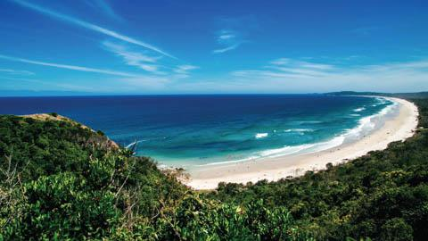 The Pass, Byron Bay, NSW (Tourism Australia)