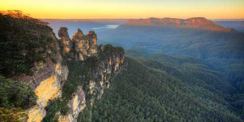 Three Sisters Lookout, Echo Point Katoomba, Blue Mountains