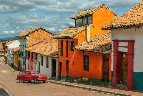 La Candalaria, Bogota, Colombia