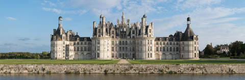Chateaux of the Loire Valley, France