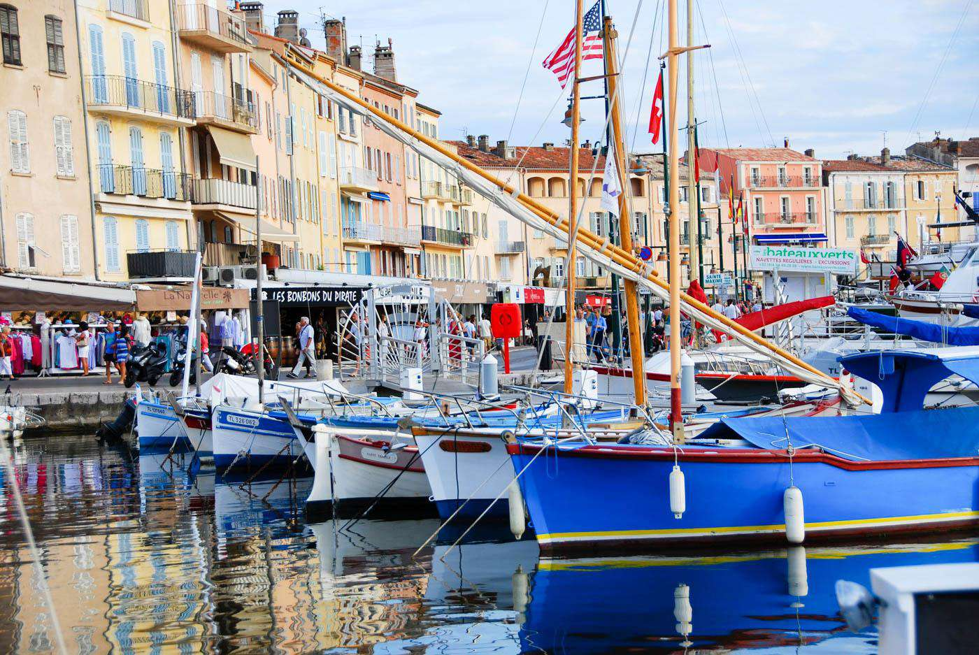 Saint Tropez Travel Costs Amp Prices Beach Resorts