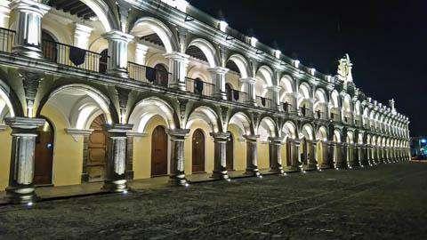 Old Town Antigua Guatemala
