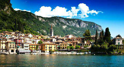 Varenna Village, Lake Como, Italy