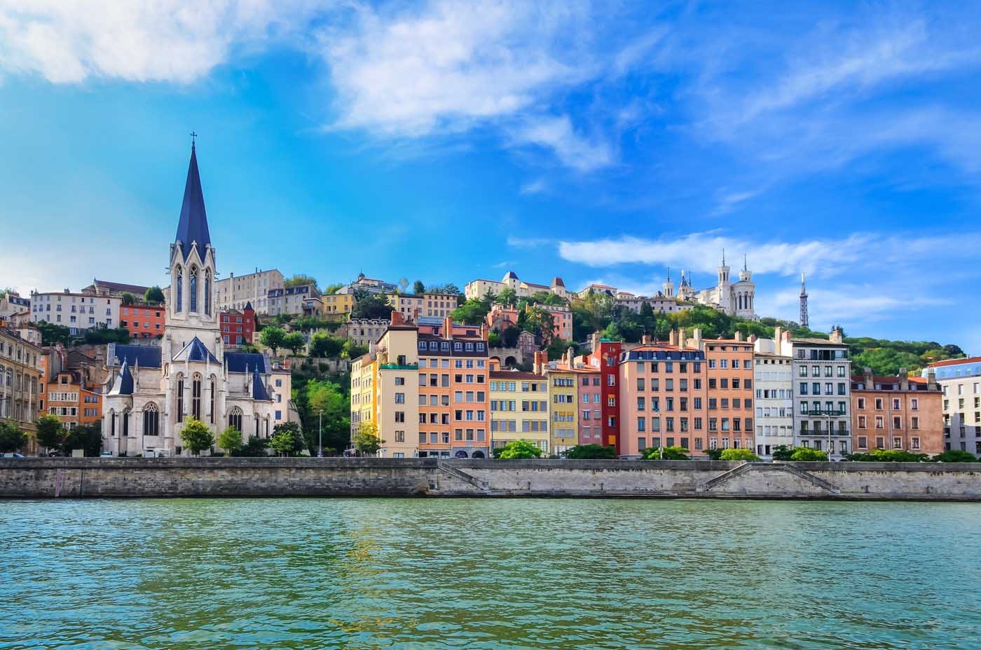 Lyon Travel Costs Amp Prices Vieux Lyon Fourvire Hill