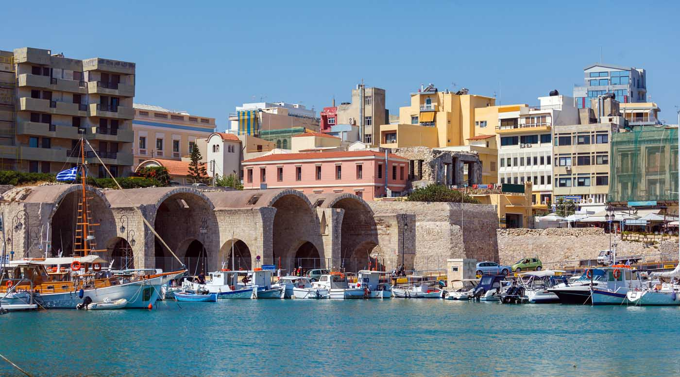 Heraklion Travel Costs Amp Prices Palace Of Knossos