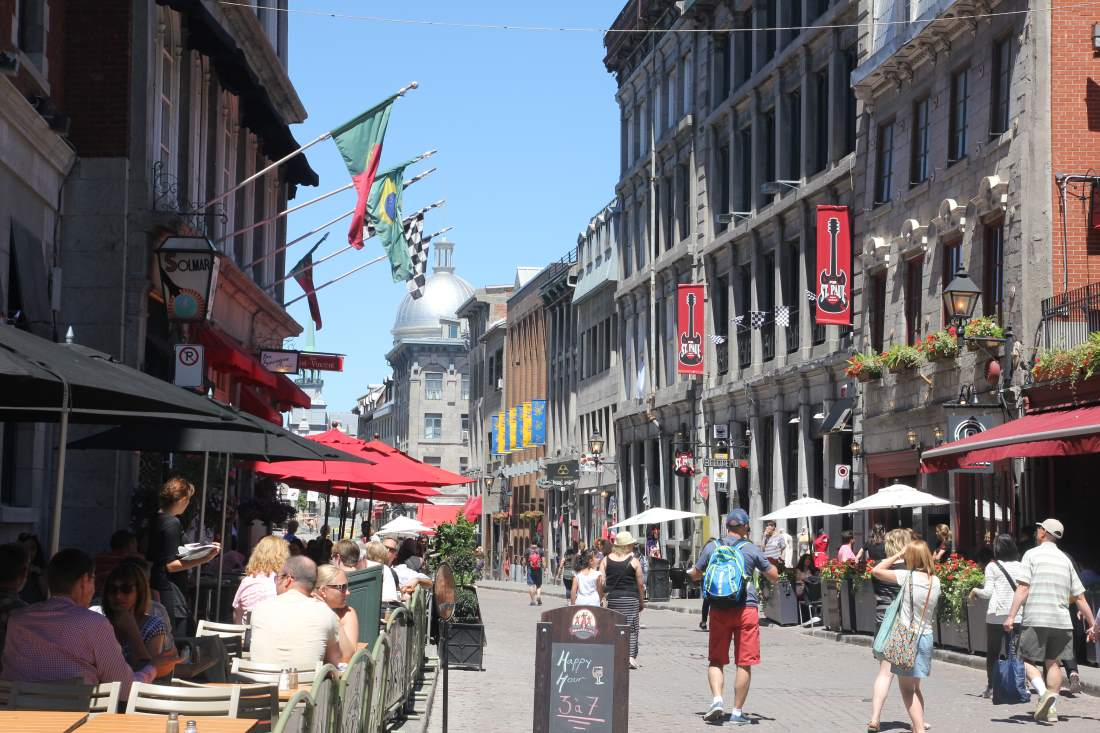 Best Mid Range Restaurants Montreal