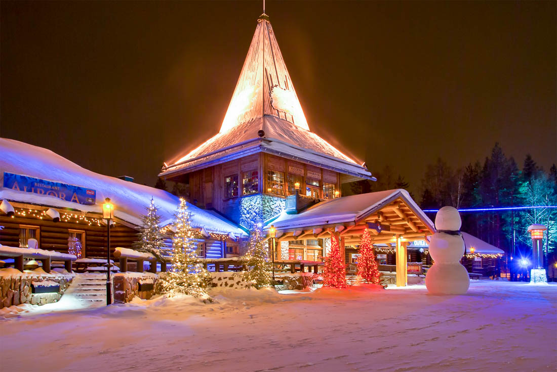 Rovaniemi Travel Costs Prices Northern Lights