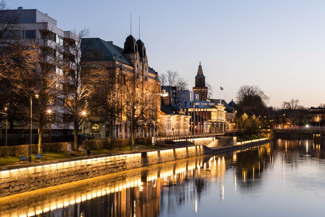 Turku Travel Costs & Prices - Turun Linna Castle, Old Town