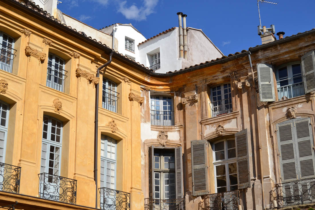 Market and Wine Tasting Tour from Aix - Deluxe France