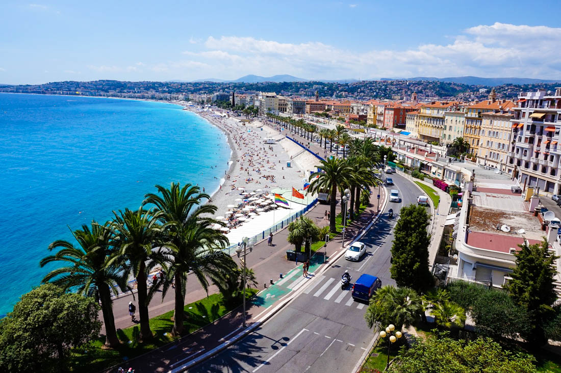 Nice Travel Costs & Prices - Beaches, Seafood & the French