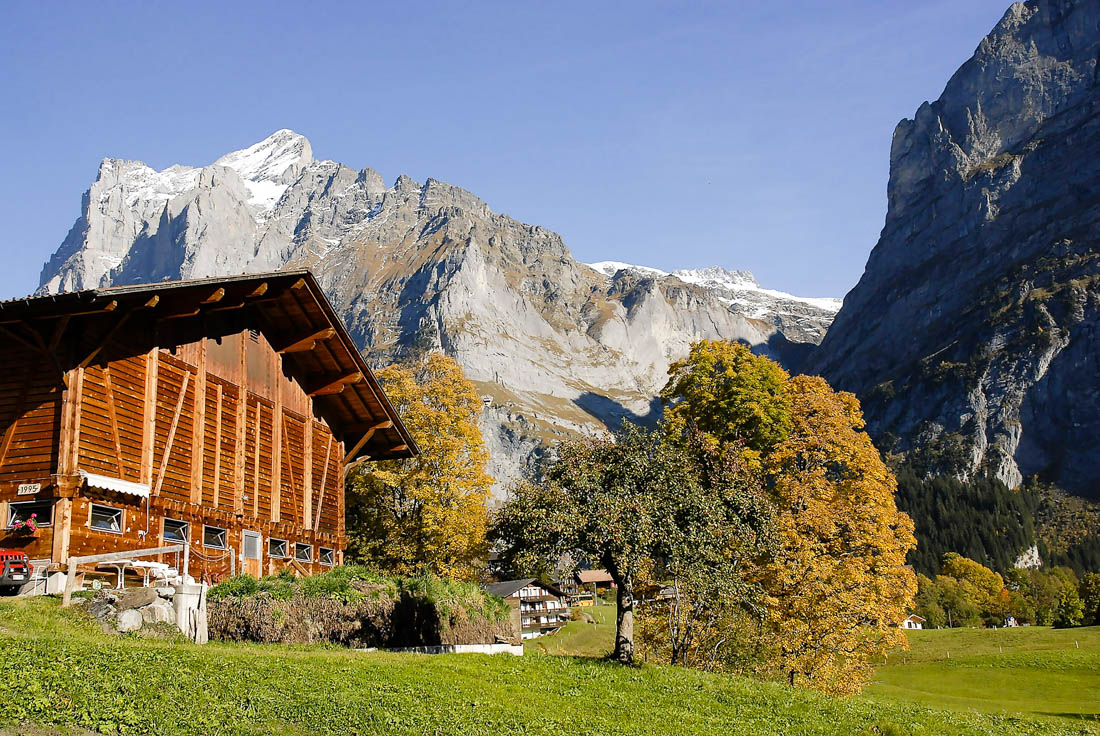 Grindelwald Travel Costs Amp Prices Skiing Hiking Eiger