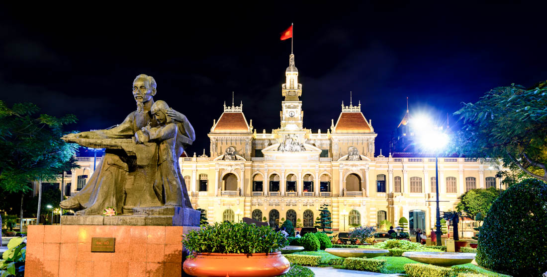 Ho Chi Minh City Travel Costs& Prices The War Remnants Museum, The Reunification Palace