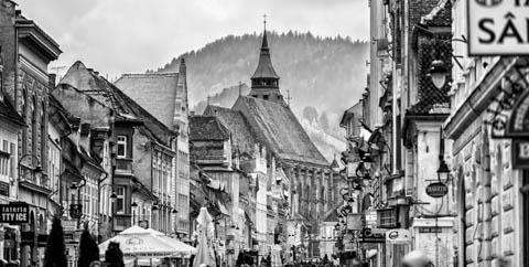 Old Town Brasov