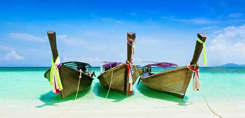 Longtail Boats