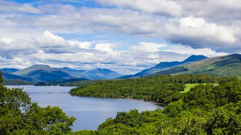 Loch Lomond National Park, England, United Kingdom