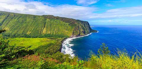 Waipi'o Valley, Hawai'i