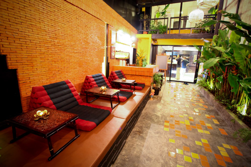NapPark Hostel at Khao San