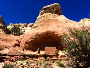 Saddlehorn Pueblo