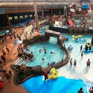 Massanutten Indoor Water Park