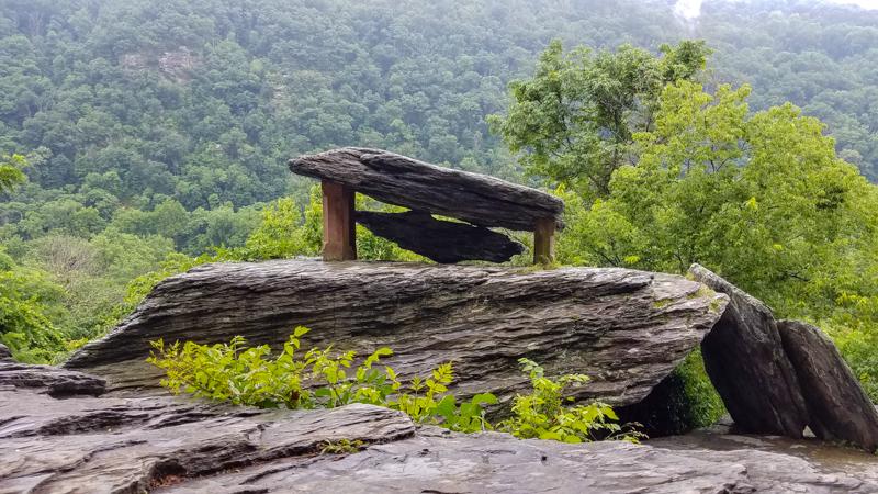 Jefferson's Rock, Harper's Ferry