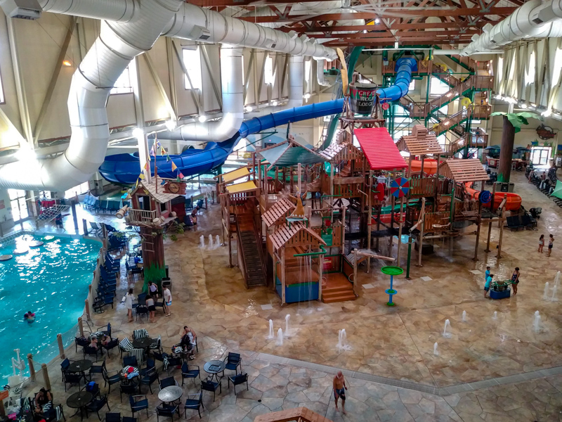 Great Wolf Lodge Williamsburg Virginia water park