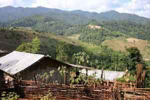 Northern Thailand Highlands