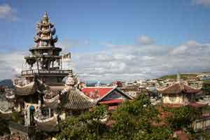 Dalat Pagoda