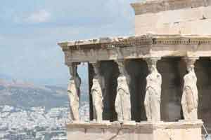 Porch of Maidens, Acropolis
