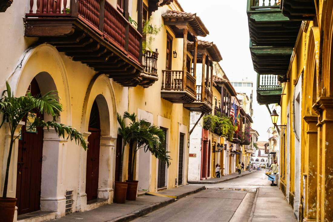 Best Hostels In Cartagena  Colombia For Solo Travellers