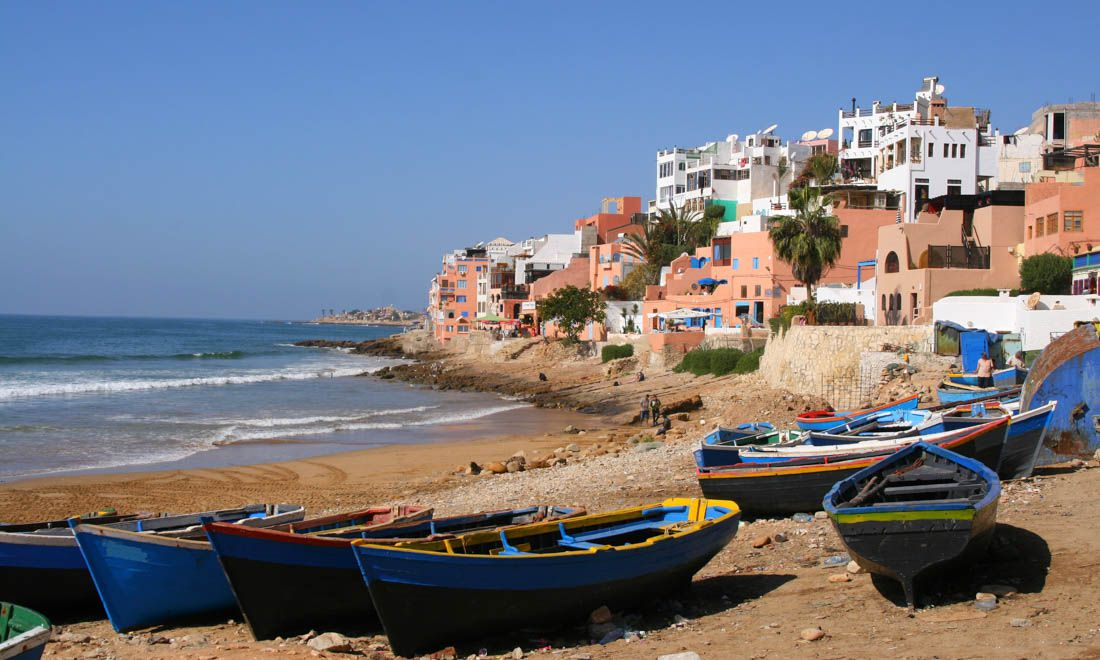 The Best Hostels In Agadir And Tamraght For Surfers And Backpackers Budget Your Trip