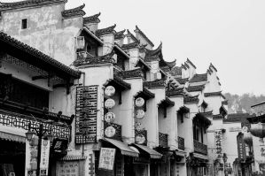 Tunxi Hostels for Hiking Huangshan for Backpackers