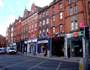 Dublin Hostels Near Temple Bar