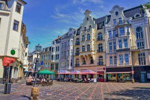 Backpacker Hostels in Bonn, Germany