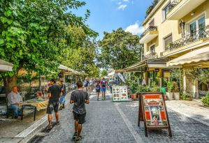Hostels for Groups in Athens