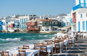 Affordable Hostels in Mykonos, Greece