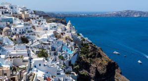 Affordable, Quiet, and Safe Hostels and Guesthouses in Santorini, Greece