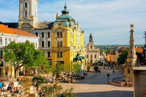 Hostels in Pecs, Hungary