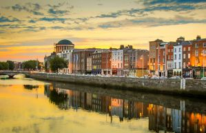 Quiet and Safe Hostels and Bed and Breakfasts in Dublin, Ireland